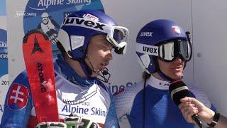 Miroslav Haraus | Slalom Vision Impaired Day 5 | World Para Alpine World Cup | La Molina 2019
