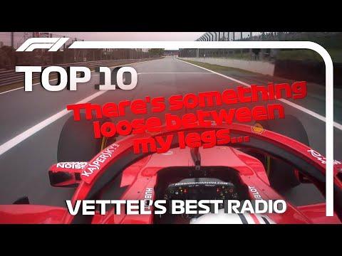 Sebastian Vettel's Top