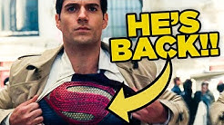 Henry Cavill Returns As Superman