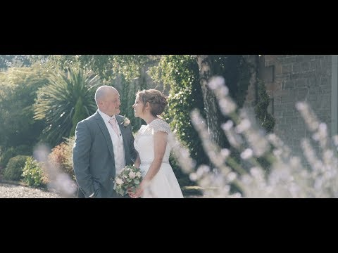 Cockcliffe House Weddings - Laurie & Ashley - Highlights Film