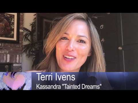 Terri Ivens Gives an