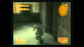 Metal Gear Solid 4 Hack and 1st OUT OF MAP GLITCH !