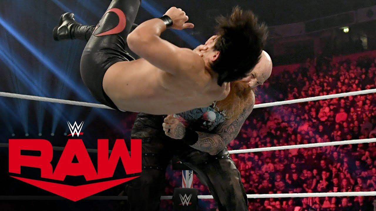 Download Erick Rowan vs. Soner Dursun: Raw, Nov. 11, 2019