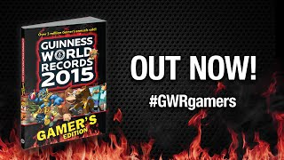 Guinness World Records Gamer's Edition 2015 - OUT NOW