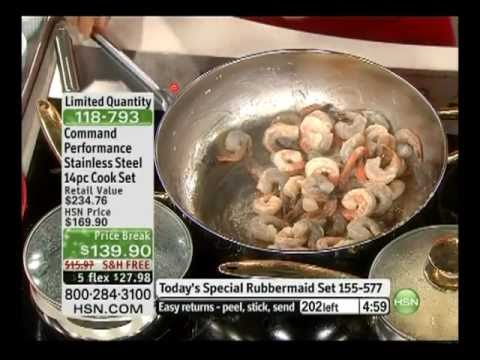 Angela Bryan on the Home Shopping Network (HSN)