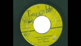 roland alphonso- -musical storeroom (treasure isle 1964)
