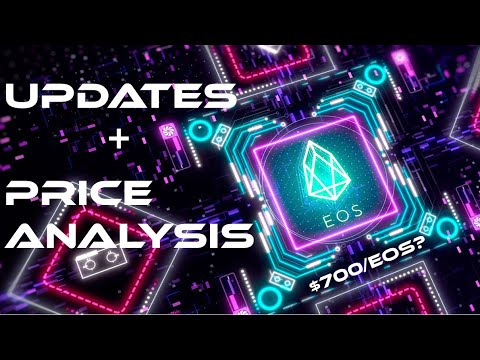 EOS Project Overview & Price Analysis, $700/EOS?