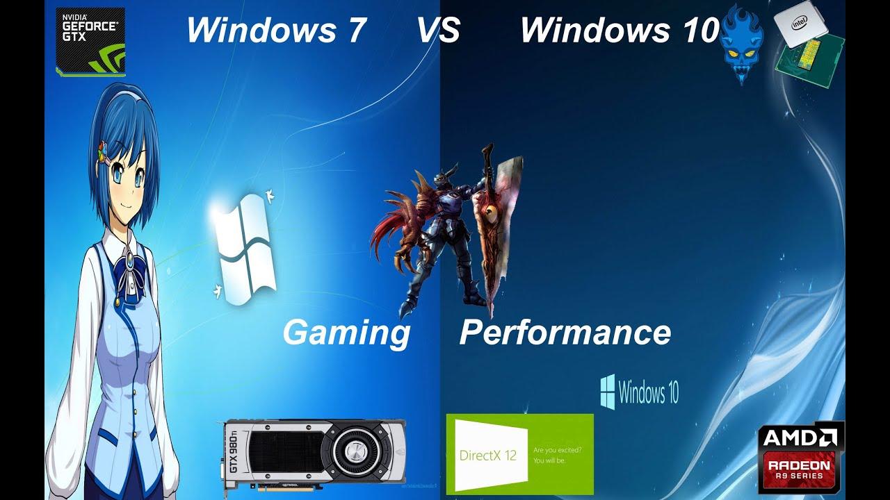 Windows 10 Vs Windows 7 Gaming Performance Pt2 Gtx 980