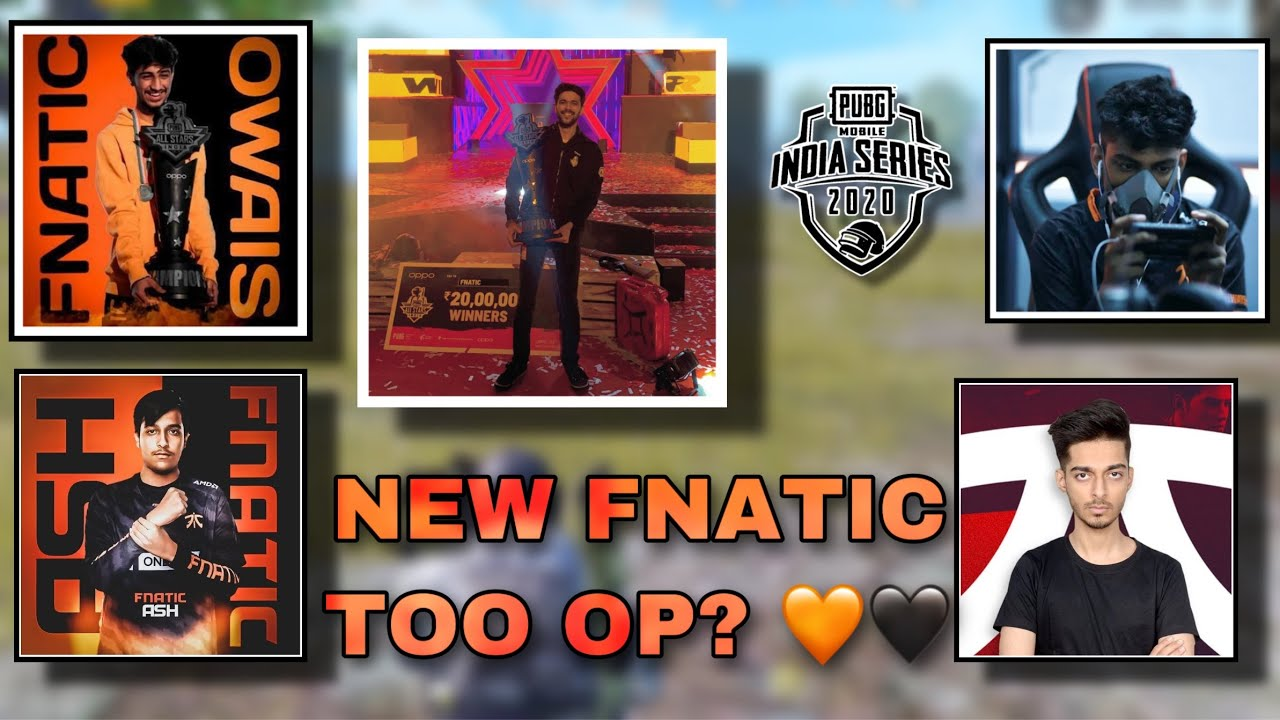 IS THIS THE BEST FNATIC EVER?? 🖤🧡