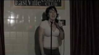Christina Hepburn Standup Comedy part 2
