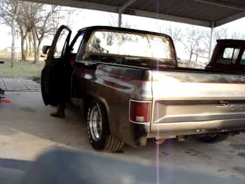 1985 Chevrolet Truck - YouTube