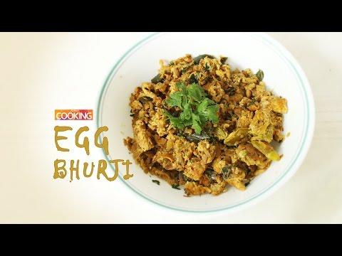 Egg Bhurji | Ventuno Home Cooking