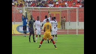 Download Don Bortey's  Free Kick (KOTOKO vs HEARTS FULL MATCH) Mp3 and Videos