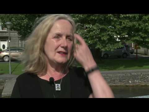 Annie Doona, Chair of the Irish Film Board