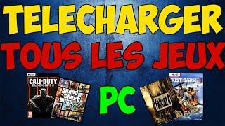 AVOIR TOUS LES JEUX PC GRATUITEMENT !
