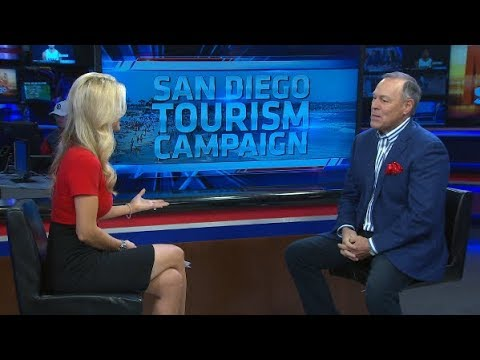 San Diego Tourism Authority unveils new advertising campaign