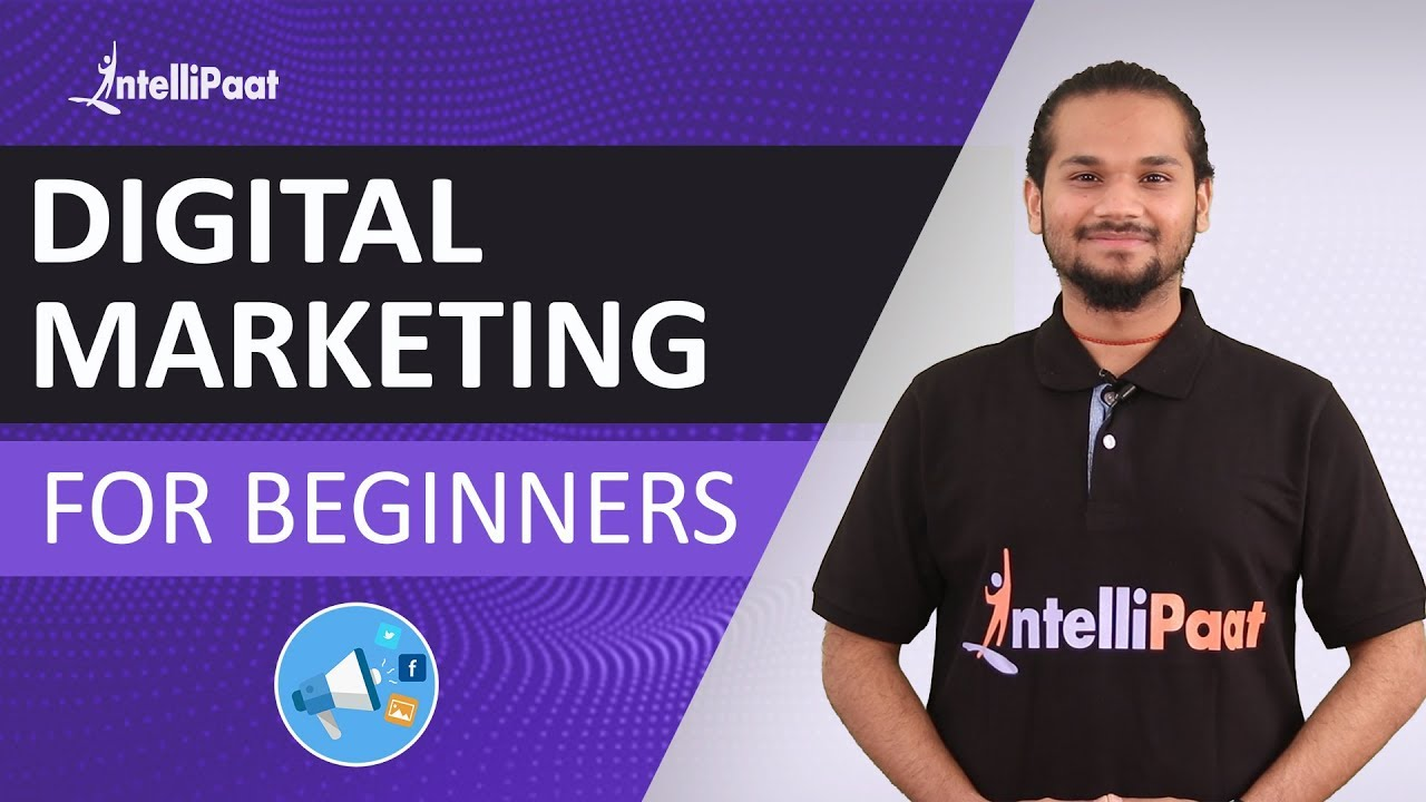 What Is Digital Marketing?   Introduction To Digital Marketing   Digital Marketing