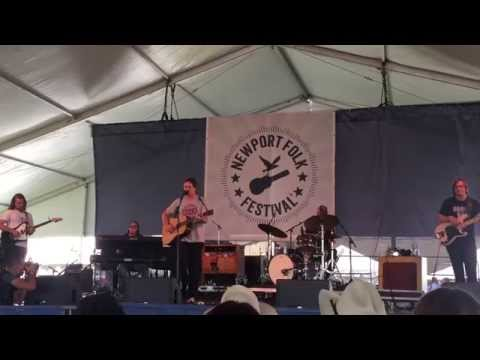 Sturgill Simpson – Medicine Springs/A Little Light/Living the Dream – Newport Folk Festival 2015
