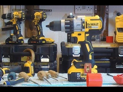 Dewalt DCD996 Chuck, Clutch, Gearbox, Speedswitch & Repair