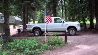 Camping at Granite Creek, Wyoming: Part 1 of 2