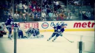 A Change of Seasons - Toronto Maple Leafs 2011-2012 Season