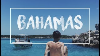 Swimming with Pigs and Sharks in Nassau! - Bahamas Vlog part 2
