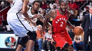 Kawhi Leonard's 2018-19 highlights before the All-Star Game | NBA Highlights