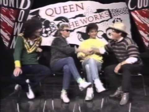 Queen In Australia 1985 - Press Conference