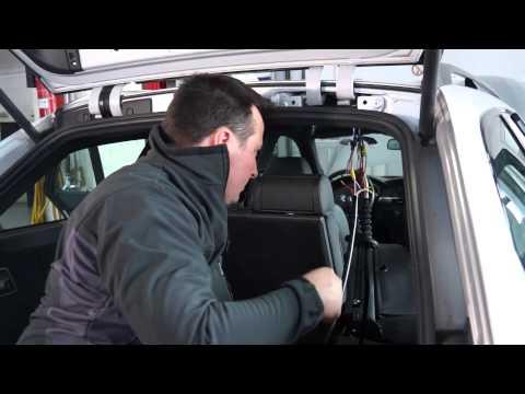 manuelle Heckklappe Satz Gasdruckfedern für Heckklappe BMW E61 Touring
