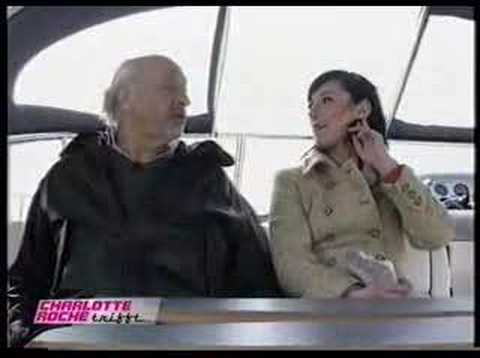 Charlotte Roche trifft Karl Dall Teil 1