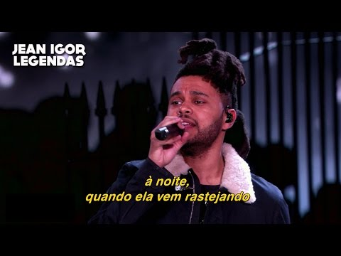 The Weeknd - In The Night (Legendado-Tradução) (Live From The Victoria's Secret 2015 Fashion Show)
