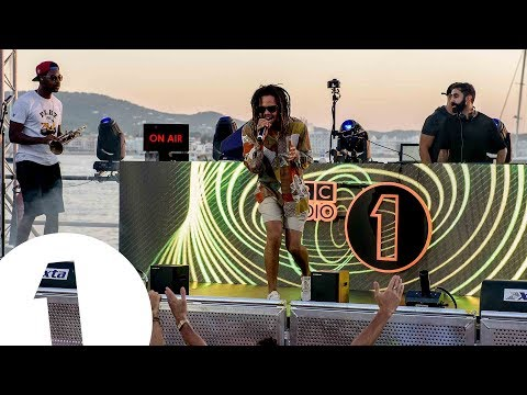 Rudimental live at Café Mambo for Radio 1 in Ibiza 2017