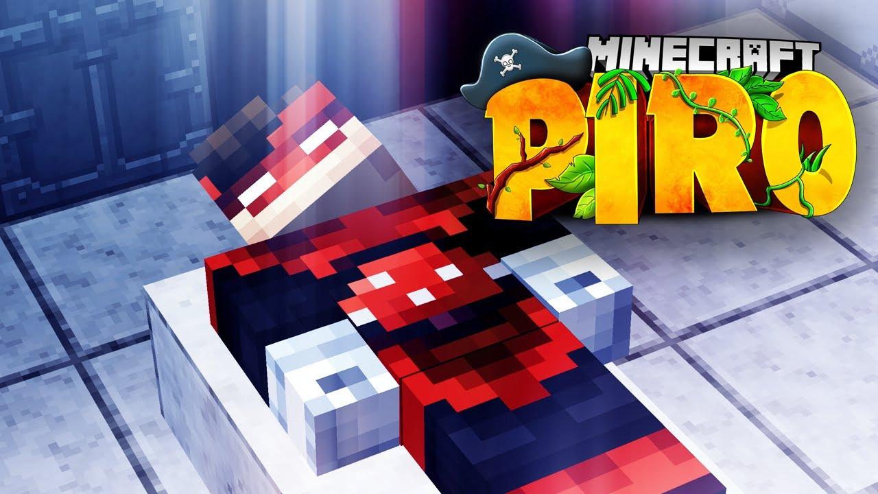 Die GEHEIME OPERATION Minecraft PIRO Rotpilz YouTube - Minecraft geheime hauser