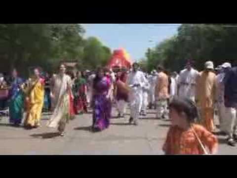 Dallas Rathayatra Parade