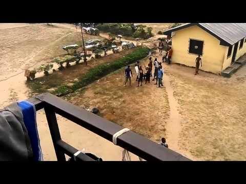Warri Prisons riot
