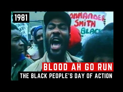 Blood Ah Go Run: New Cross Fire 1981 Documentary