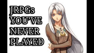 Top 10 Best JRPGs You (Probably) NEVER Played!