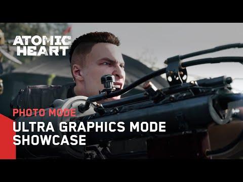 Atomic ULTRA DETAILED Photo mode 4k in-game realtime. English VO