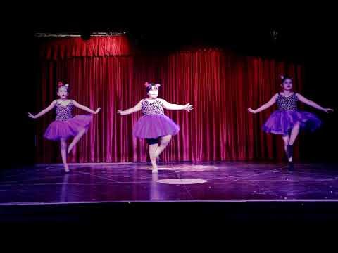 Ed Sheeran - Shape of You   Kids Ballet Performance   MPac