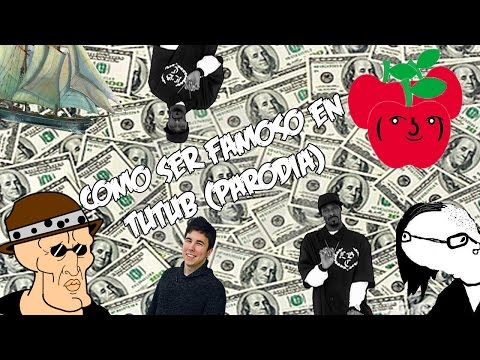 Como Ser Famoso En Youtube (Parodia QY)