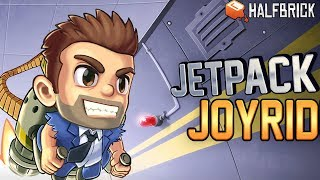 Jetpack Joyride - Halfbrick Studios DAY2 Walkthrough