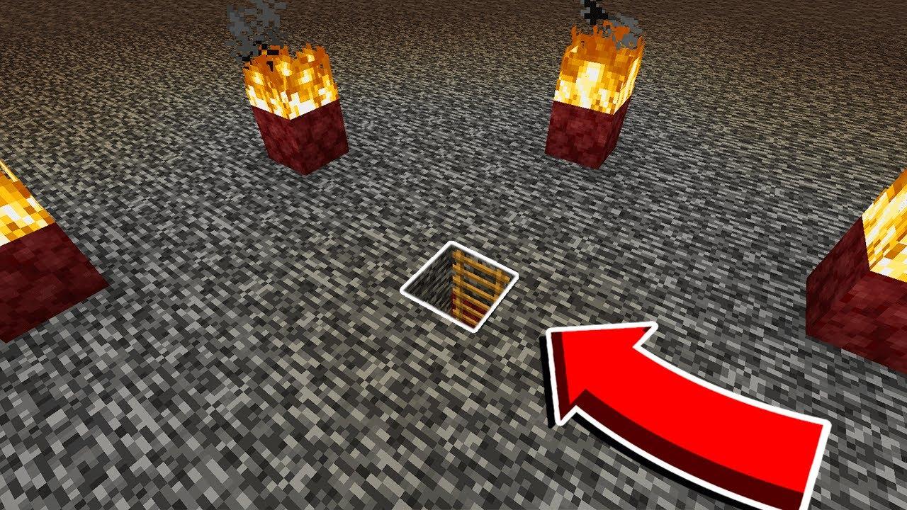 Cum Sa Spargi BEDROCK-UL? - Ghidul Minecraft - Ep.8