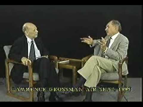 Lawrence Grossman Sept 1995 Air date You Tube Compression 001