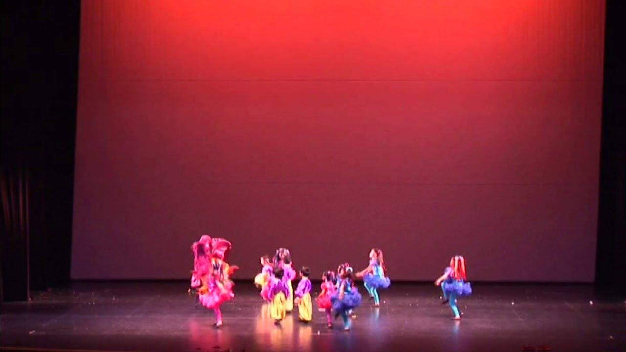 """Calavera"" Compañia Danza Kapital (Bogotá - Colombia)"