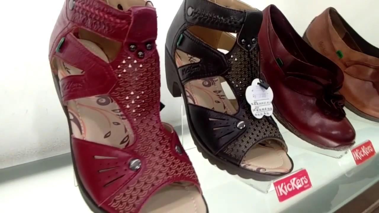 Model Sepatu Dan Sandal Kickers Wanita 2018