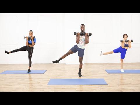 40-Minute Lower-Body Burner Workout With Raneir Pollard