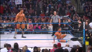 Robbie E vs. Rob Terry - The Rematch