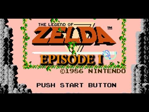 Let's Play : The Legend of Zelda, ep.1 [Fr]