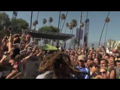 FETTY WAP - MAKE IT RAIN FOR A TRAP QUEEN - LIVE @ HARD SUMMER DAY 2 - 8.2.2015