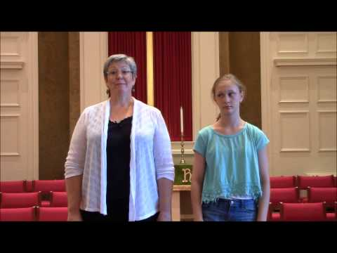 An exciting new idea from First Congregational Church